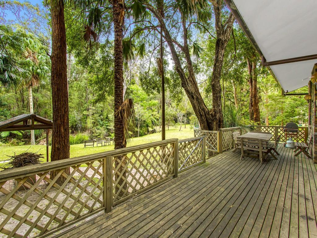 Private Serene Bush Cottage Pearl Beach Holidays